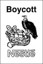 Nestle vulture