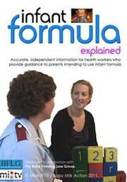 Infant Formula Explained DVD