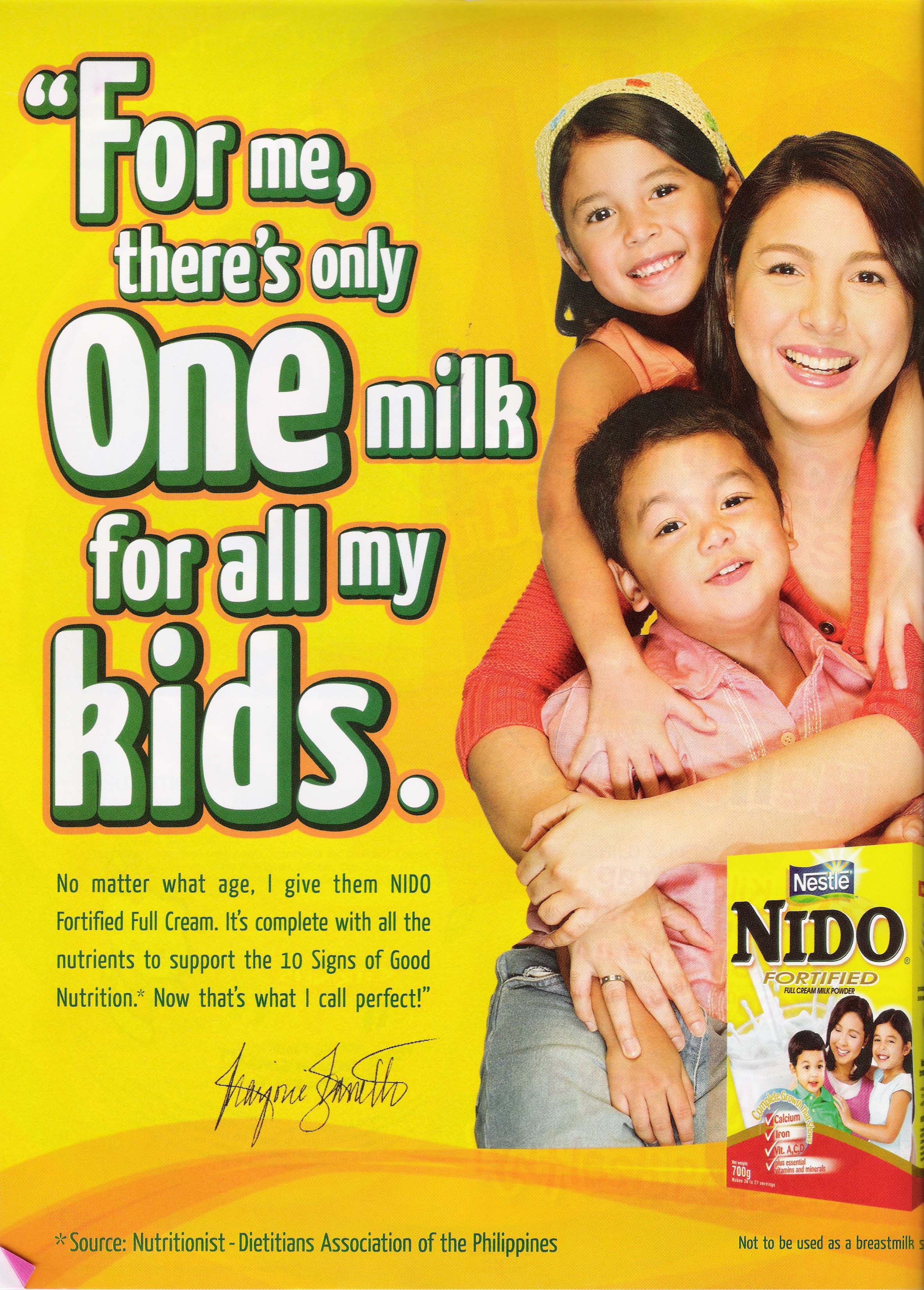 your questions answered nestle nido advertisement 01