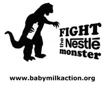 Nestle monster